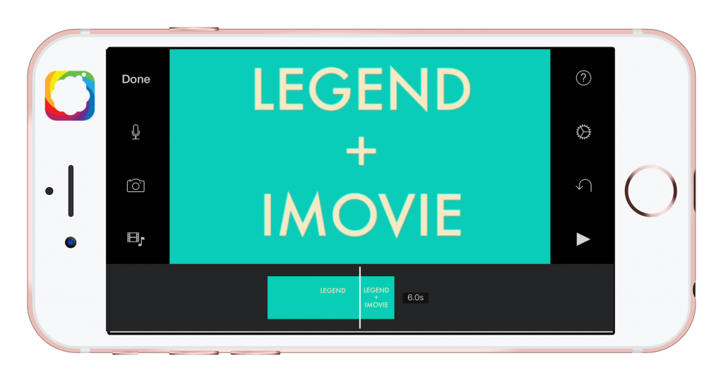 Legend iMovie Animated Text Apps