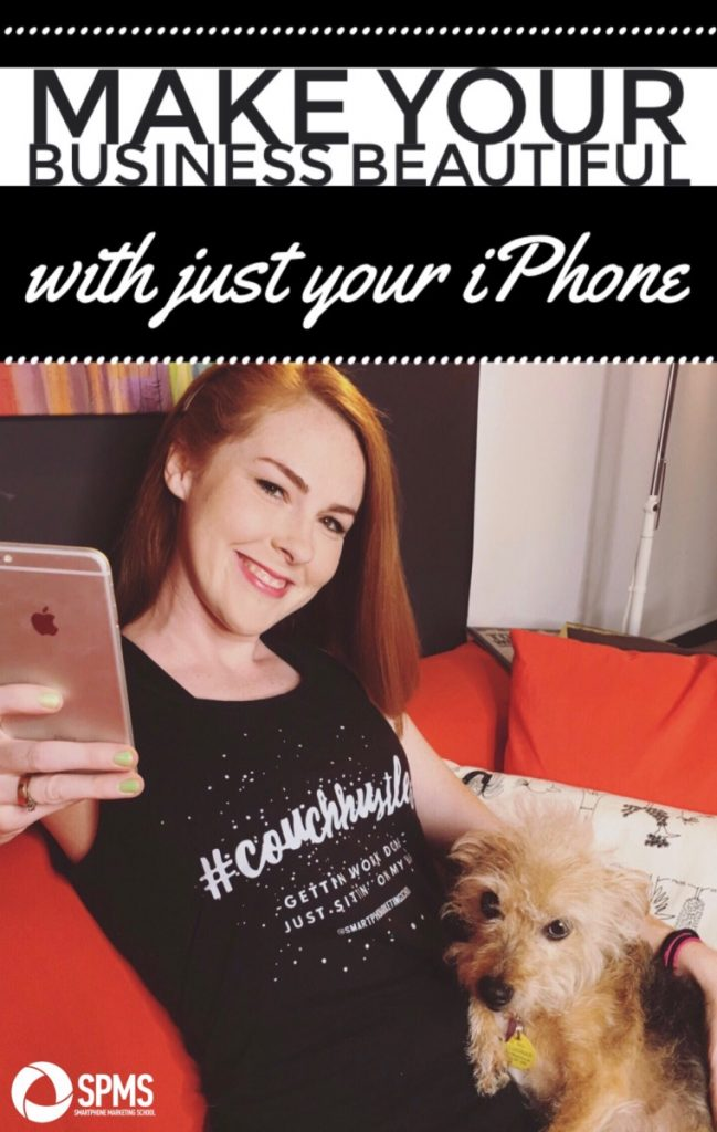 Free #couchhustler iPhone marketing course