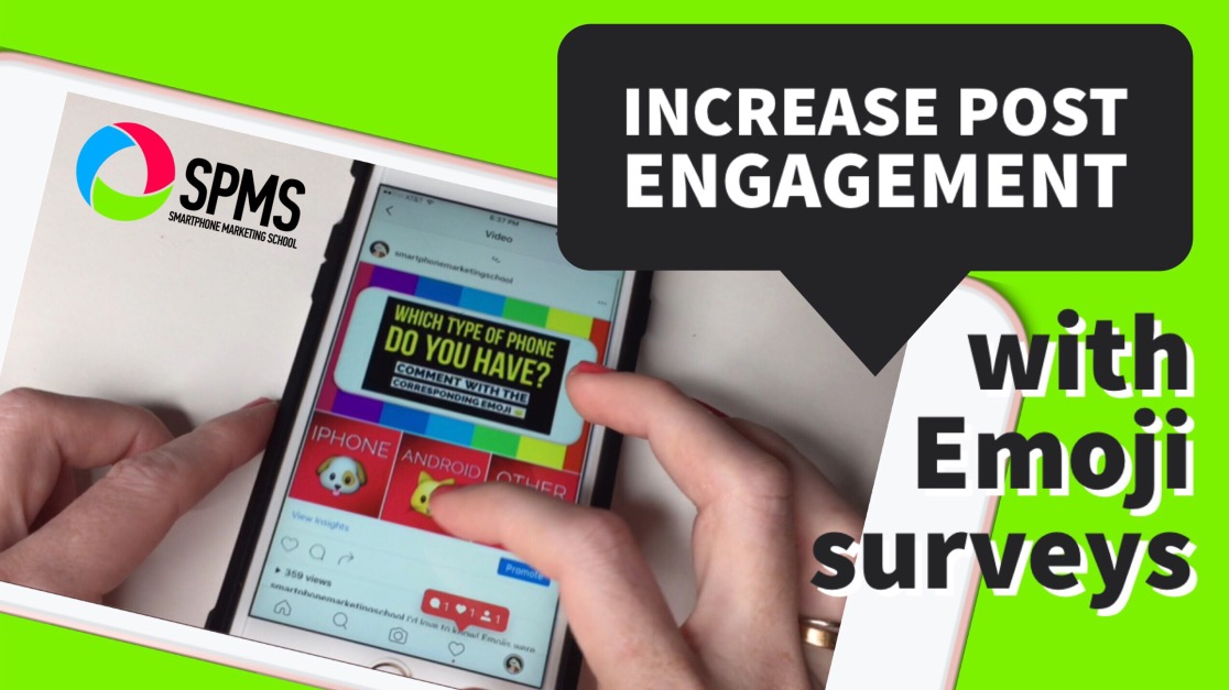 Increase Post Engagement With Emoji Surveys
