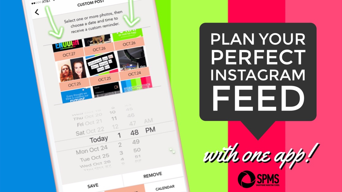 The Best App For Planning Your Instagram Feed