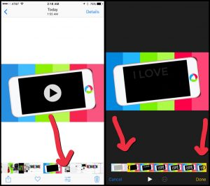 How To Make A GIF From Your iPhone Videos & Photos