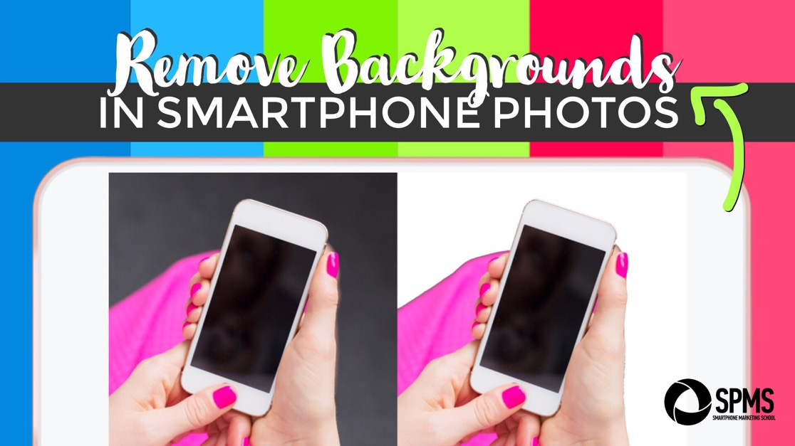 Easy Background Remover App For Smartphone Photos