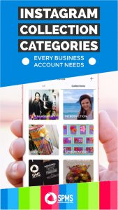 instagram collection categories