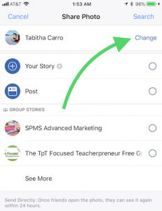 How To Access Facebook Stories For Pages & Groups
