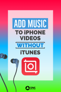 App that adds music to videos without iTunes