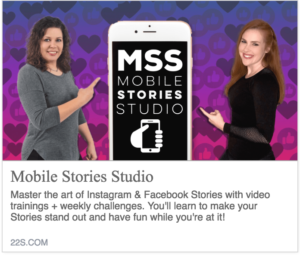 Mobile Stories Studio