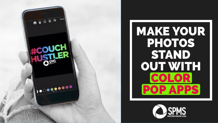 Four Color Pop Photo Editors to Create Stand Out Images
