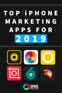 Top Photo, Design, & Video Apps for Social Media Marketing in 2019