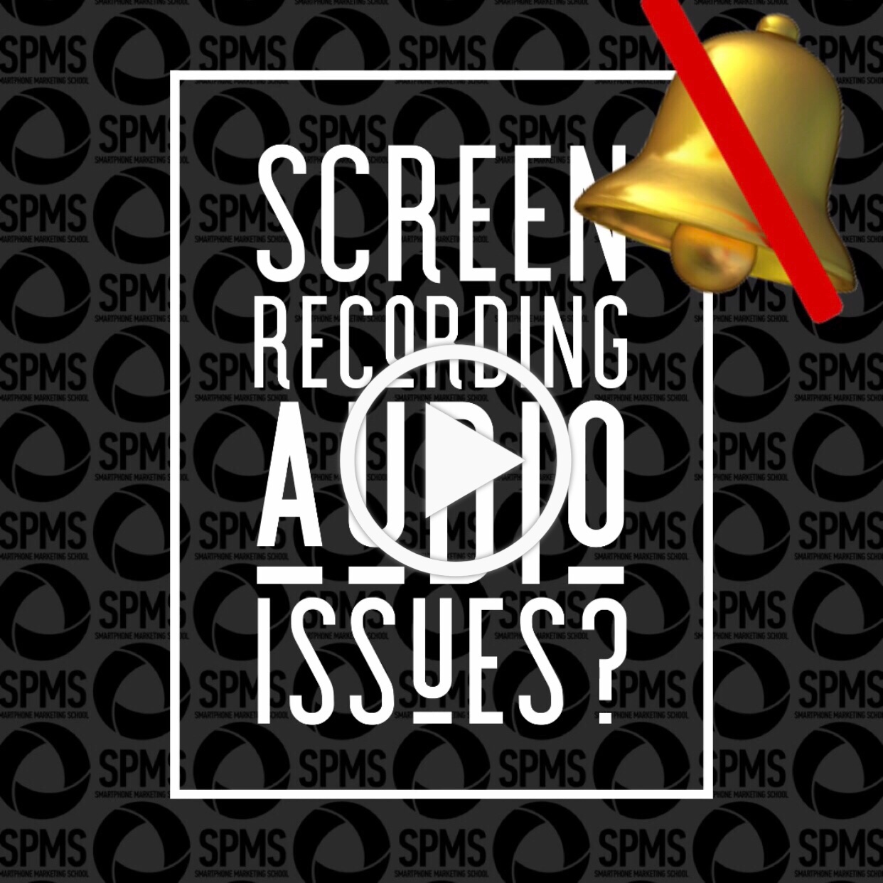 Screen Recording Audio Glitch and How To Fix It